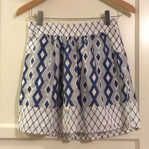 Cute Cotton Skirt with Pockets